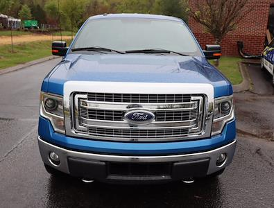 2014 Ford F-150 SuperCrew Cab 4x4, Pickup #M32456G - photo 8