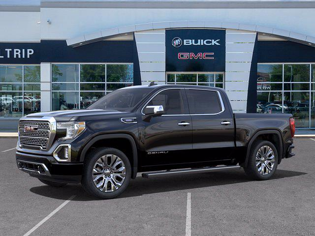 2021 GMC Sierra 1500 Crew Cab 4x4, Pickup #M34261 - photo 3