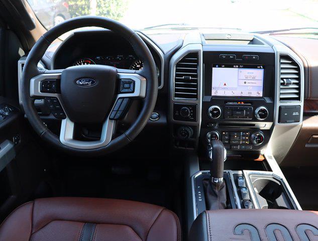 2018 Ford F-150 SuperCrew Cab 4x4, Pickup #M36313G - photo 16
