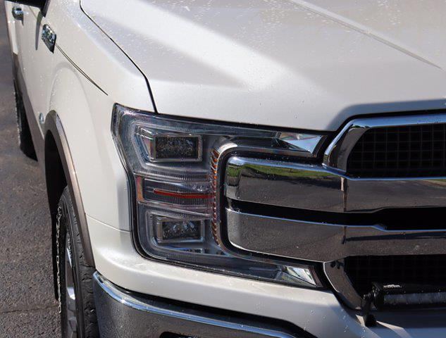 2018 Ford F-150 SuperCrew Cab 4x4, Pickup #M36313G - photo 8