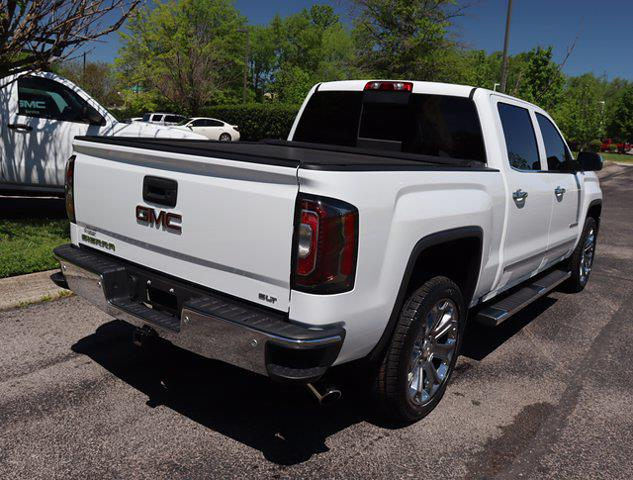 2018 GMC Sierra 1500 Crew Cab 4x4, Pickup #M45541G - photo 2