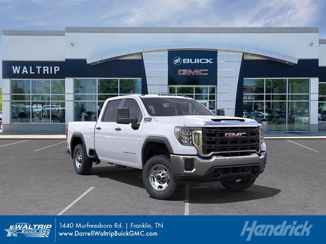 2021 GMC Sierra 2500 Crew Cab 4x2, Pickup #M46530 - photo 1