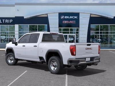 2021 GMC Sierra 2500 Crew Cab 4x2, Pickup #M46530 - photo 4