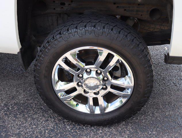 2016 Chevrolet Silverado 2500 Crew Cab 4x4, Pickup #M46530G - photo 13