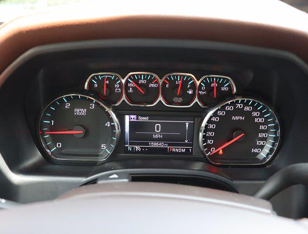 2016 Chevrolet Silverado 2500 Crew Cab 4x4, Pickup #M46530G - photo 16