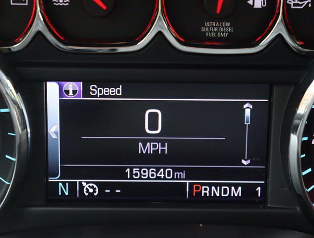 2016 Chevrolet Silverado 2500 Crew Cab 4x4, Pickup #M46530G - photo 17