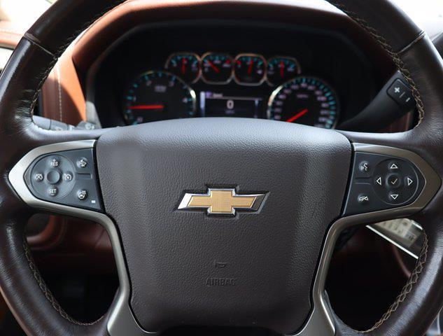 2016 Chevrolet Silverado 2500 Crew Cab 4x4, Pickup #M46530G - photo 18
