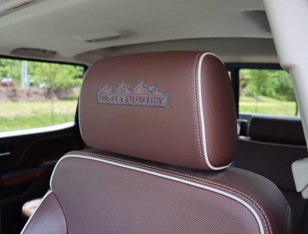 2016 Chevrolet Silverado 2500 Crew Cab 4x4, Pickup #M46530G - photo 33