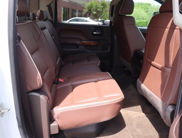 2016 Chevrolet Silverado 2500 Crew Cab 4x4, Pickup #M46530G - photo 41