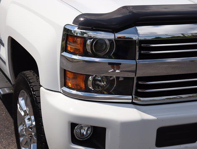 2016 Chevrolet Silverado 2500 Crew Cab 4x4, Pickup #M46530G - photo 8