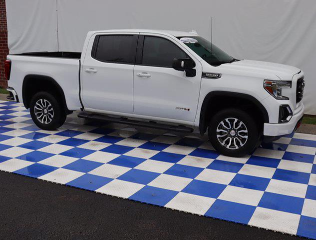 2019 GMC Sierra 1500 Crew Cab 4x4, Pickup #M55304G - photo 3