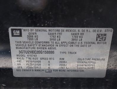 2014 GMC Sierra 1500 Crew Cab 4x4, Pickup #M63244H - photo 33