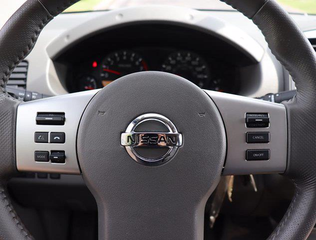 2016 Nissan Frontier Crew Cab 4x4, Pickup #M71005G - photo 19
