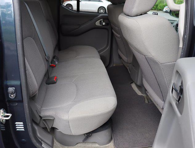 2016 Nissan Frontier Crew Cab 4x4, Pickup #M71005G - photo 35