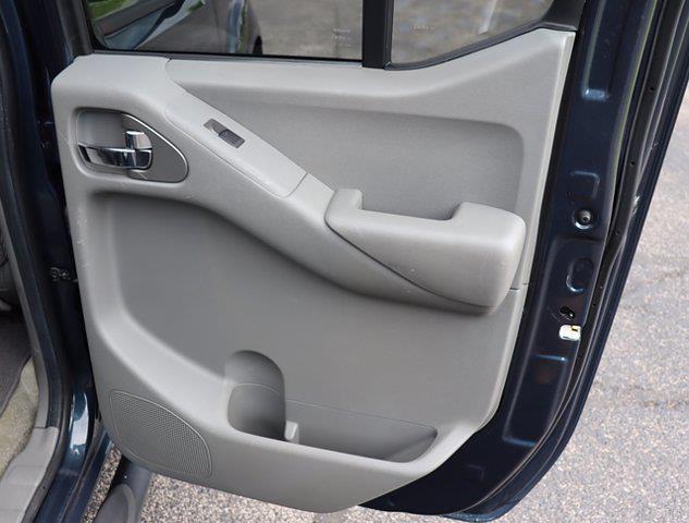 2016 Nissan Frontier Crew Cab 4x4, Pickup #M71005G - photo 36