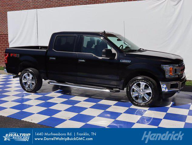 2019 Ford F-150 SuperCrew Cab 4x4, Pickup #M71772G - photo 1