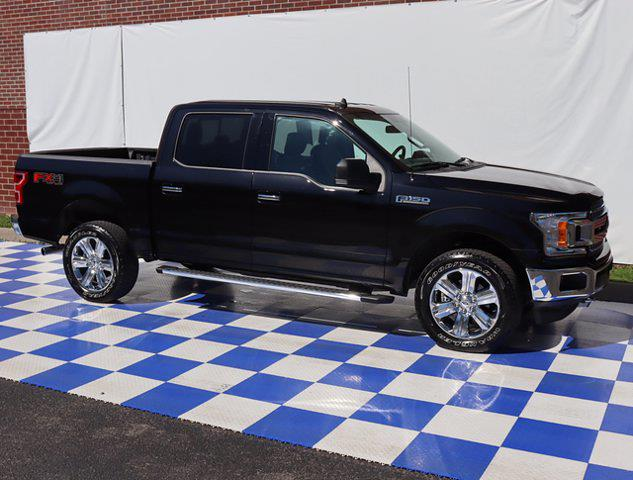 2019 Ford F-150 SuperCrew Cab 4x4, Pickup #M71772G - photo 10
