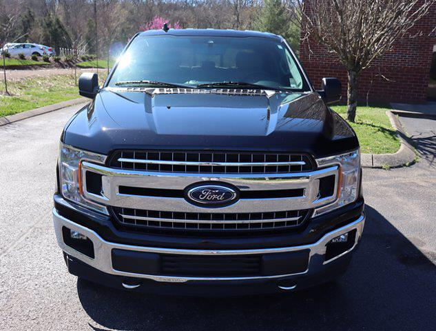 2019 Ford F-150 SuperCrew Cab 4x4, Pickup #M71772G - photo 7