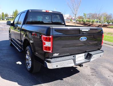 2019 Ford F-150 SuperCrew Cab 4x4, Pickup #M71772G - photo 4