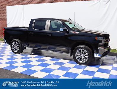 2020 Chevrolet Silverado 1500 Crew Cab 4x4, Pickup #M72472G - photo 1