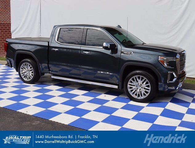 2019 GMC Sierra 1500 Crew Cab 4x4, Pickup #M75317G - photo 1