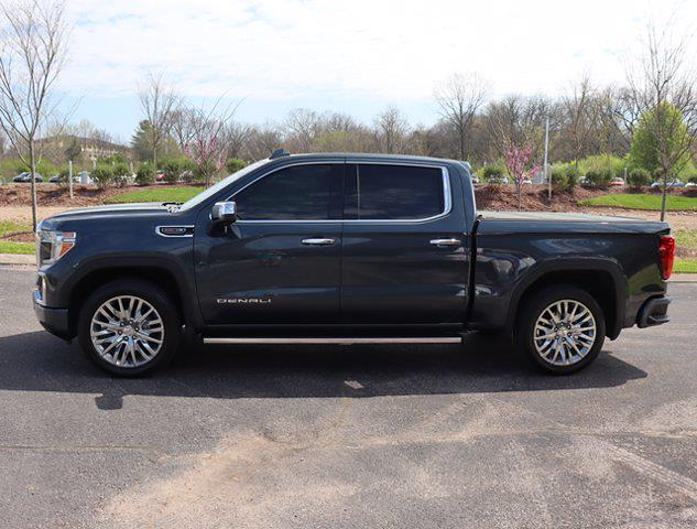 2019 GMC Sierra 1500 Crew Cab 4x4, Pickup #M75317G - photo 6