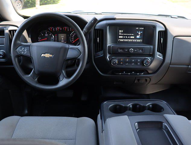 2018 Chevrolet Silverado 1500 Double Cab 4x2, Pickup #M89759G - photo 14