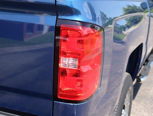 2018 Chevrolet Silverado 1500 Double Cab 4x2, Pickup #M89759G - photo 8