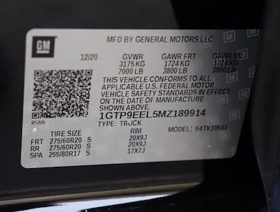 2021 GMC Sierra 1500 Crew Cab 4x4, Pickup #M89914 - photo 31