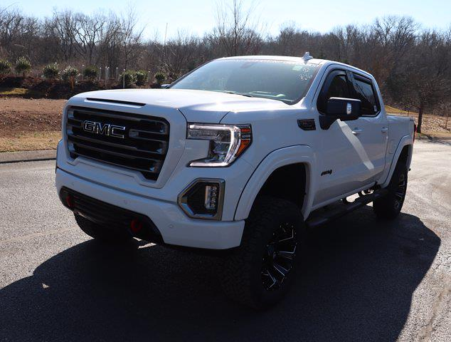2021 GMC Sierra 1500 Crew Cab 4x4, Pickup #M91387 - photo 5
