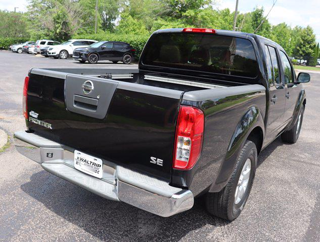 2009 Nissan Frontier 4x2, Pickup #P3860G - photo 1