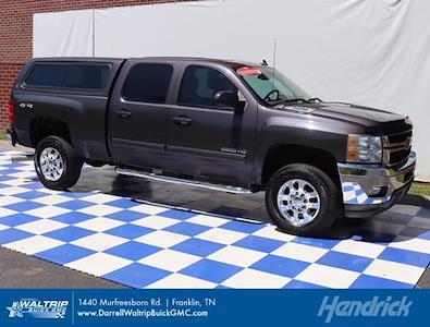 2011 Chevrolet Silverado 2500 Crew Cab 4x4, Pickup #XH3852G - photo 1