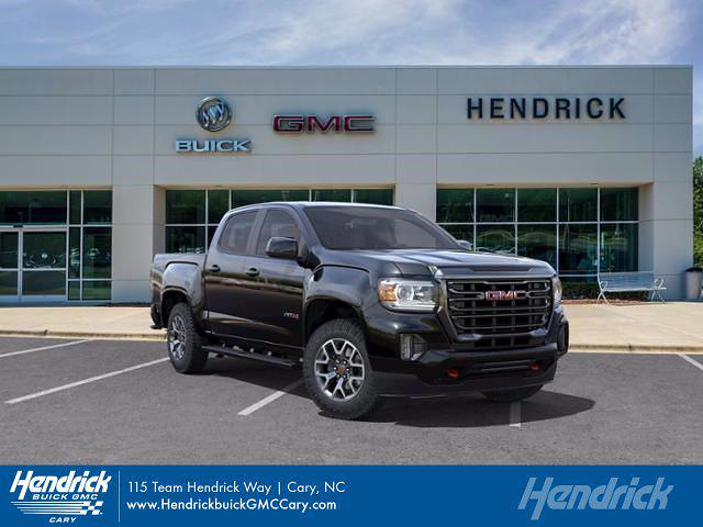 2021 GMC Canyon Crew Cab 4x4, Pickup #DM21395 - photo 1