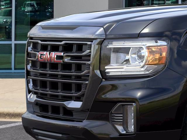 2021 GMC Canyon Crew Cab 4x4, Pickup #DM21395 - photo 11
