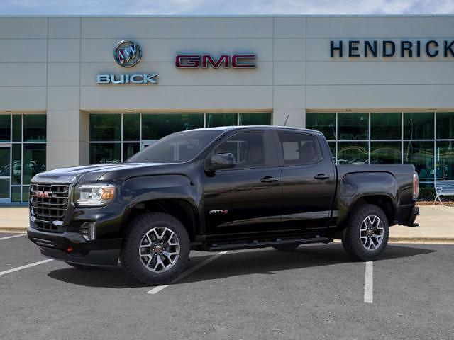 2021 GMC Canyon Crew Cab 4x4, Pickup #DM21395 - photo 3