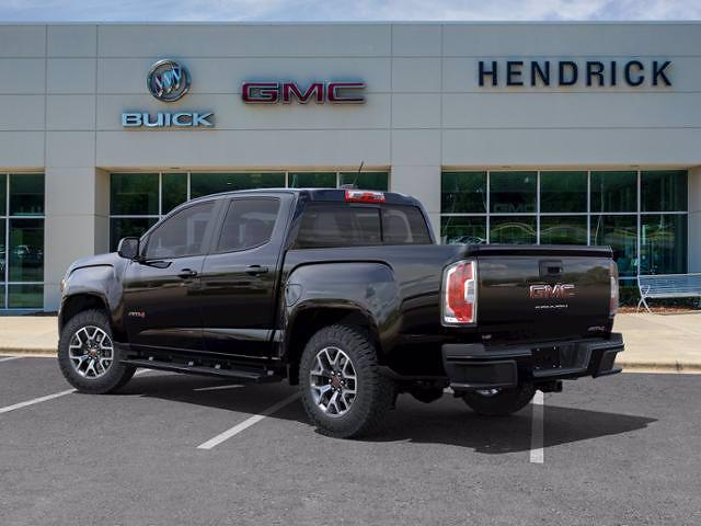 2021 GMC Canyon Crew Cab 4x4, Pickup #DM21395 - photo 4
