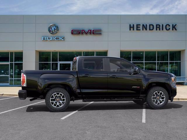 2021 GMC Canyon Crew Cab 4x4, Pickup #DM21395 - photo 5