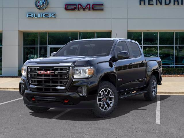 2021 GMC Canyon Crew Cab 4x4, Pickup #DM21395 - photo 6