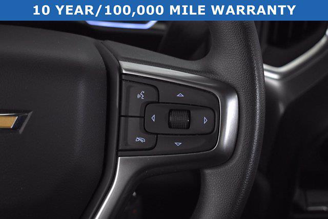 2020 Chevrolet Silverado 1500 Double Cab 4x4, Pickup #M21491B - photo 35