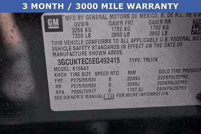 2014 Silverado 1500 Crew Cab 4x4,  Pickup #M21830A - photo 41