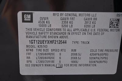 2017 Sierra 2500 Crew Cab 4x4,  Pickup #M41304B - photo 41