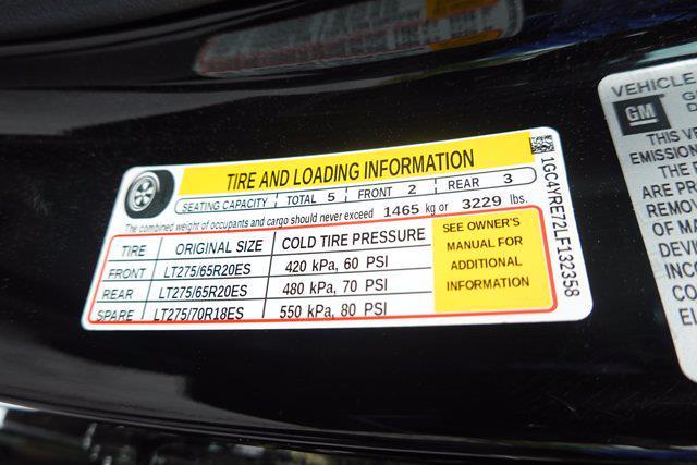 2020 Silverado 2500 Crew Cab 4x4,  Pickup #XH32358 - photo 47