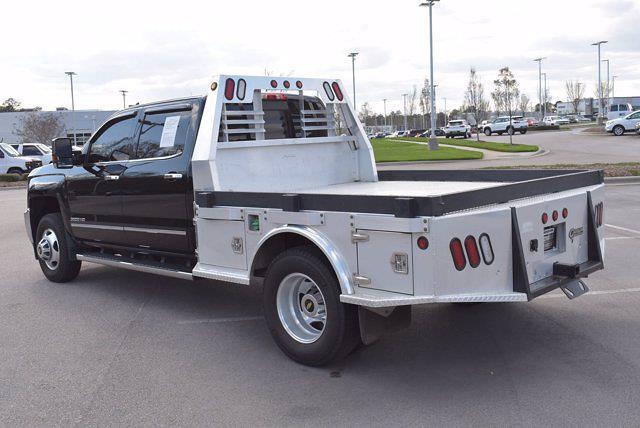 2016 Chevrolet Silverado 3500 Crew Cab 4x4, Platform Body #DM04669A - photo 1