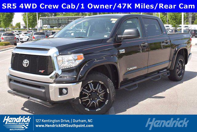 2017 Toyota Tundra Crew Cab 4x4, Pickup #DM08718A - photo 1
