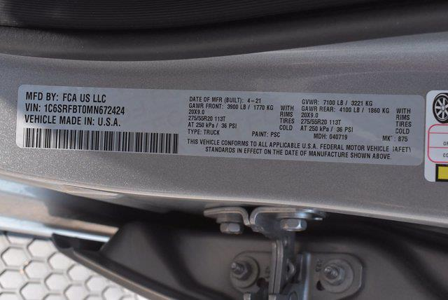 2021 Ram 1500 Quad Cab 4x4,  Pickup #DM61743B - photo 27