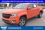 2019 Chevrolet Colorado Crew Cab 4x4, Pickup #DM62109A - photo 1