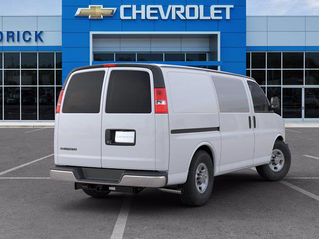 2020 Chevrolet Express 2500 4x2, Empty Cargo Van #L73784 - photo 1