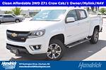 2017 Chevrolet Colorado Crew Cab 4x2, Pickup #M05850B - photo 1