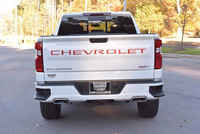 2021 Chevrolet Silverado 1500 Crew Cab 4x4, Pickup #M06886 - photo 8