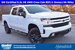 2021 Chevrolet Silverado 1500 Crew Cab 4x4, Pickup #M06886 - photo 1